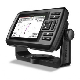 Эхолот Garmin Striker CHIRP 5CV 5 дюймов (сканер ClearVü, GPS)