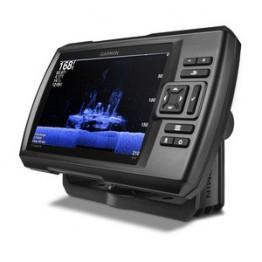 Эхолот Garmin Striker CHIRP 7SV 7 дюймов (сканер SideVü, GPS)