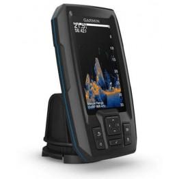 Эхолот Garmin Striker Vivid 4сv, 4.3 дюйма (сканер ClearVü, GPS)