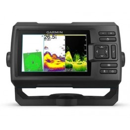 Эхолот Garmin Striker Vivid 5сv, 5 дюймов (сканер ClearVü, GPS)
