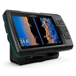 Эхолот Garmin Striker Vivid 7sv, 7 дюймов (сканер ClearVü, сканер SideVü, GPS)