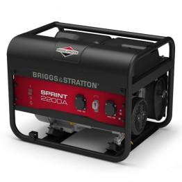 Передвижной бензиновый генератор Briggs & Stratton 2200A