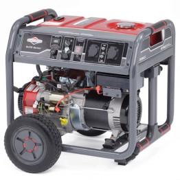 Передвижной бензиновый генератор Briggs & Stratton 7500EA