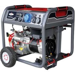 Передвижной бензиновый генератор Briggs & Stratton 8500EA