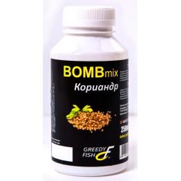 Ароматизатор Greedy Fish BOMBmix 0.25 л (кориандр)