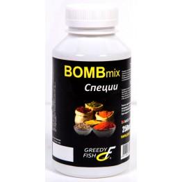 Ароматизатор Greedy Fish BOMBmix 0.25 л (специи)