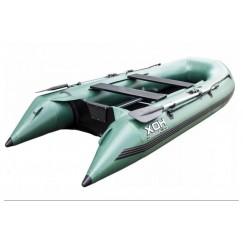 Надувная 4-местная ПВХ лодка HDX Classic 330 P/L