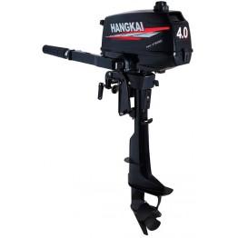 Подвесной 2-х тактный бензиновый лодочный мотор Hangkai T4.0HP