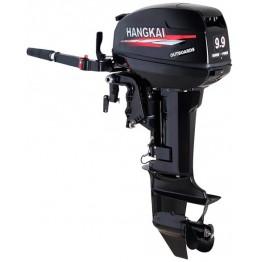 Подвесной 2-х тактный бензиновый лодочный мотор Hangkai T9.9HP
