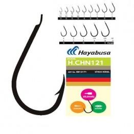Крючки Hayabusa H.CHN 121 BN