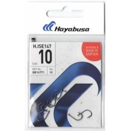 Крючки Hayabusa H.ISE 147 BN