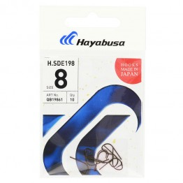 Крючки Hayabusa H.SDE 198 BN