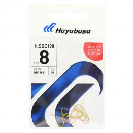Крючки Hayabusa H.SDE 198 G
