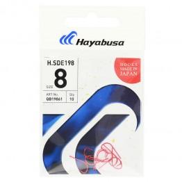 Крючки Hayabusa H.SDE 198 R