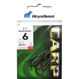 Крючки Hayabusa L-1 BN