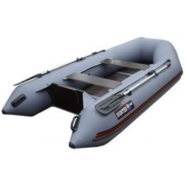 Надувная 2-х местная ПВХ лодка Hunter 290 Л