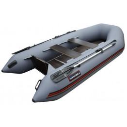 Надувная 2-х местная ПВХ лодка Hunter 290 ЛК