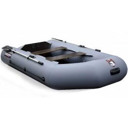 Надувная 2-х местная ПВХ лодка Hunter 290 P