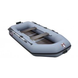 Надувная 3-х местная ПВХ лодка Hunter 300 ЛТ