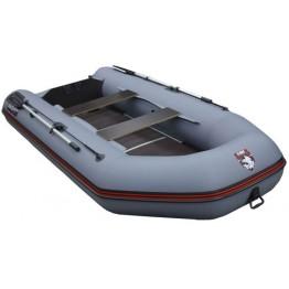 Надувная 3-х местная ПВХ лодка Hunter 320 ЛК