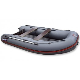 Надувная 3-местная ПВХ лодка Hunter 330 А (НДНД)