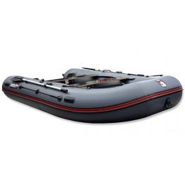 Надувная 4-х местная ПВХ лодка Hunter 360