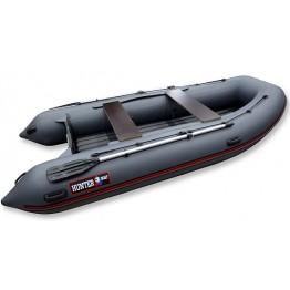 Надувная 4-местная ПВХ лодка Hunter 360 А (НДНД)