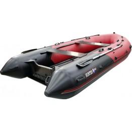 Надувная 5-местная ПВХ лодка Hunter 380 ПРО (НДНД)