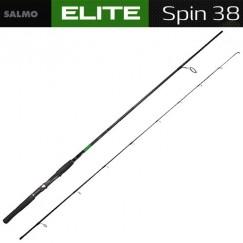 Спиннинг SALMO ELITE SPIN 38 2,40м, тест 8-38 г, уголь IM9