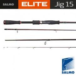 Спиннинг SALMO ELITE JIG 15 2,60м, тест до 15 г, уголь IM7