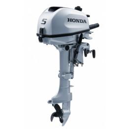 Подвесной 4-х тактный бензиновый лодочный мотор Honda BF5DH-SH-NU