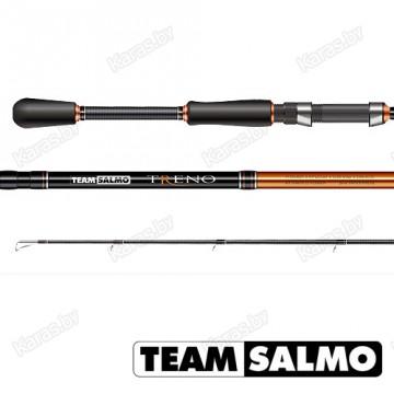 Спиннинг TEAM SALMO TRENO 2,31м, тест 8-28 г, графит 40Т