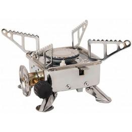 Портативна плита-трансформер одноконфорочная с пьезоподжигом Krab TM-300
