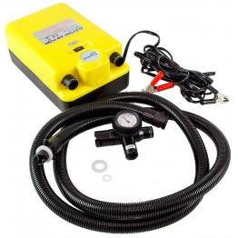 """Насос электрический низкого давления Посейдон HT-780A """"с крокодилами"""" 12 В"""