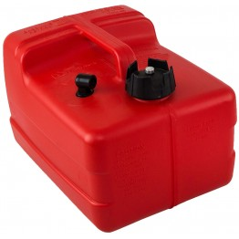 Топливный бак для лодочного мотора 12л (С14541)