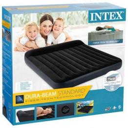 Надувной матрас Intex Pillow Rest Classic 203 x 183 x 25 см (64144)