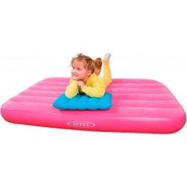 Надувной матрас детский + подушка INTEX 66801 Сozy Kidz
