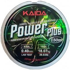 Леска монофильная Kaida Power Plus 150 м
