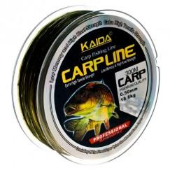 Леска монофильная Kaida Carpline 300 м