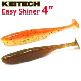 """Виброхвосты Keitech Easy Shiner 4.0"""""""