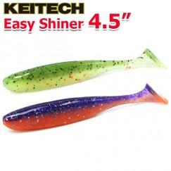 """Виброхвосты Keitech Easy Shiner 4.5"""""""
