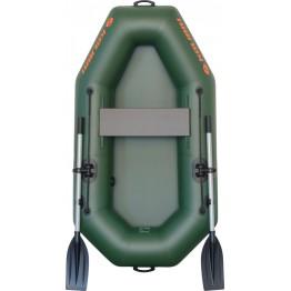 Надувная 1-местная ПВХ лодка Kolibri K-190 (без настила)