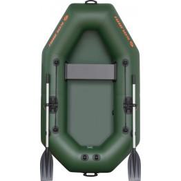Надувная 1-местная ПВХ лодка Kolibri K-220T (без настила)