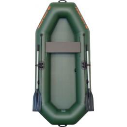 Надувная 1-местная ПВХ лодка Kolibri K-230 (без настила)