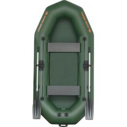 Надувная 2-местная ПВХ лодка Kolibri K-280T (без настила)