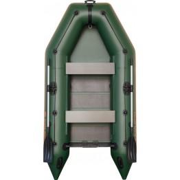 Надувная 3-местная ПВХ лодка Kolibri KM-300 (реечный настил)