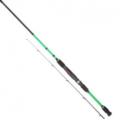 Спиннинг Libao Master Spin 240, углеволокно, штекерный, 2.4 м, тест: 3-12 г, 139 г