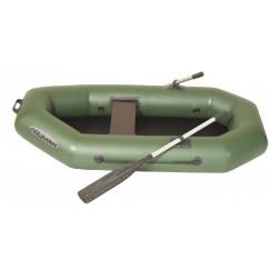 Надувная 1 местная ПВХ лодка Лоцман С-200ВУ (без настила)