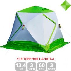 Палатка зимняя Лотос Куб 3 Классик Термо (2.10x2.10x1.80 м)