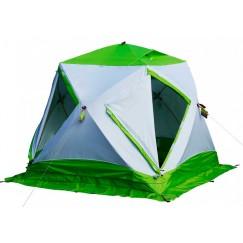 Палатка зимняя Лотос Куб 3 Компакт Термо (2.10x2.10x1.80 м)